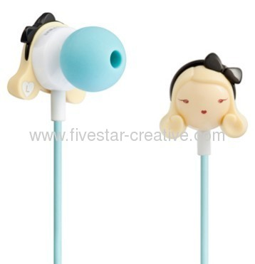 Monster Super Kawaii High Performance In-Ear Headphones