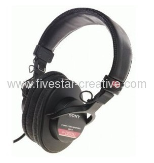 Mdr V6 Lightweight Stereo Headphones Sony From China