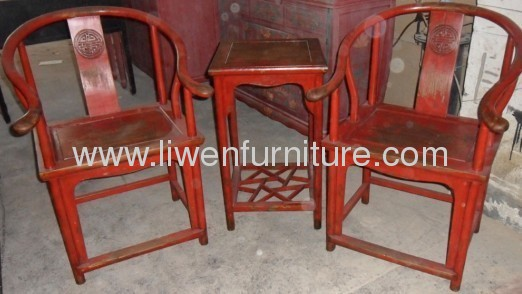China furniture old table