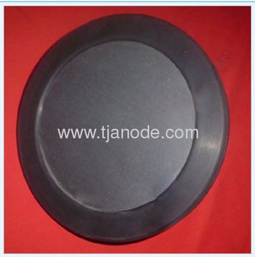 MMO Coated Titanium Disk Anode for Cathodic Protection of Ship Hull