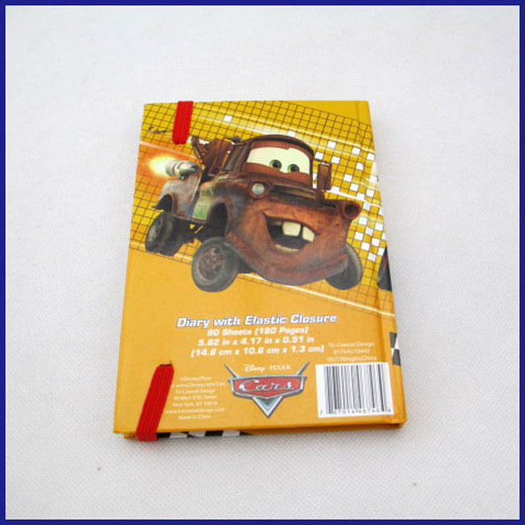 car cover hardcover notebook