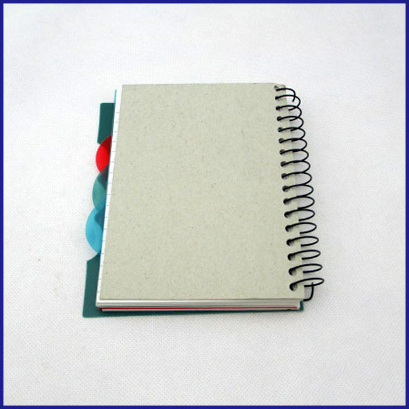subject notebook/ carnet/ planner
