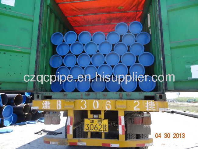 API 5L PSL1 carbon seamless pipe