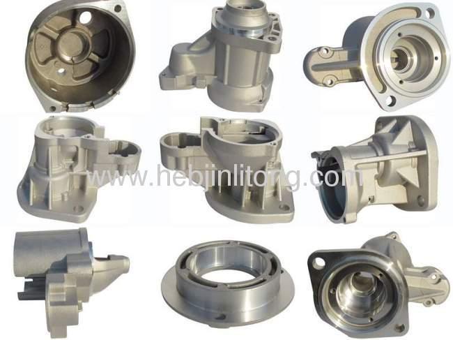 WEICHAI POWERWD615 WD618 diesel engines aluminum alloy auto starter motor cover