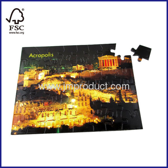 high quality 48pcs magnetic puzzle