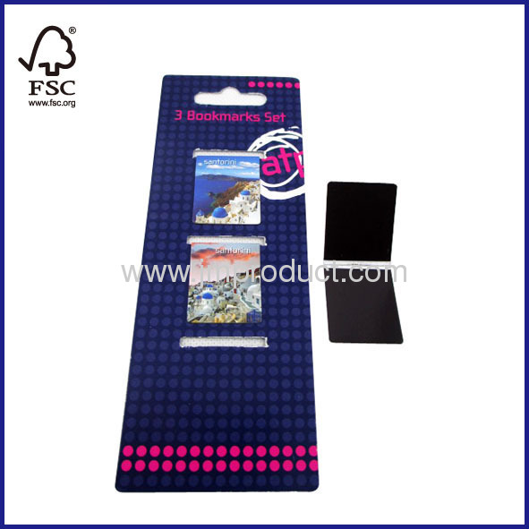 hot sell normalbookmarks magnetics