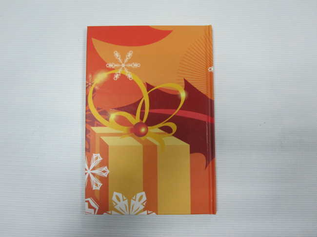 A5 hardcover hardbound notebook college ruled