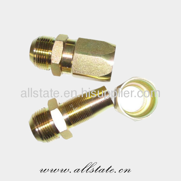 Forged Carbon Steel Threaded Elbow Pipe Joint