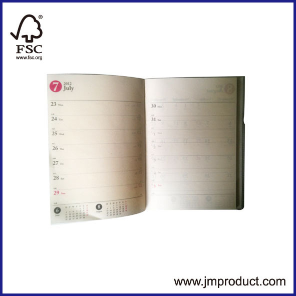 basic 2014 diary/ planner/ notebook
