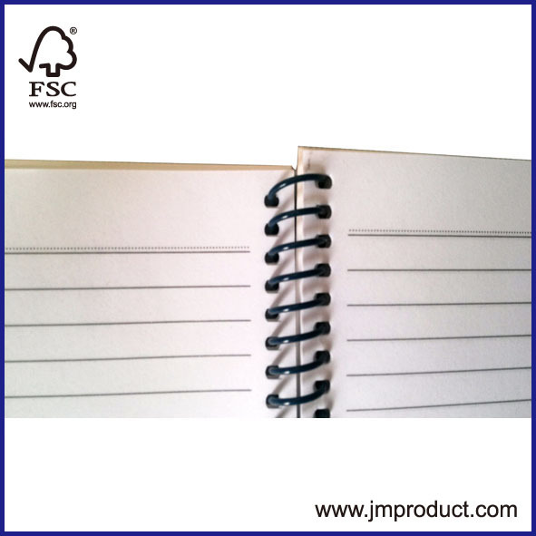 Brand spiral note book