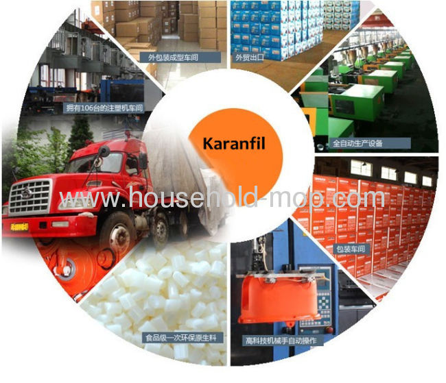 80% Polyester/20% Polyamide Washing Up Pad