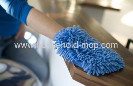 Washing Microfiber Glove Mitt