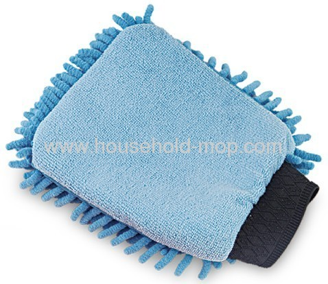 Microfiber Car Cleaning mitt
