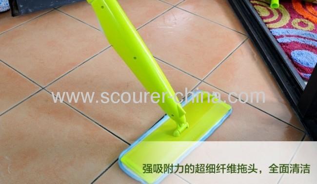 Wet Jet Spray Wood Floor Cleaner Mop