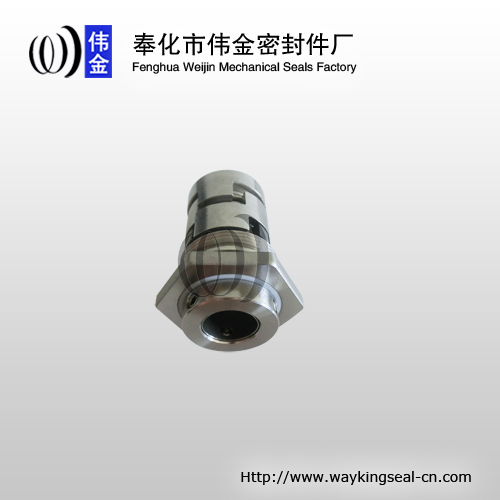 semi-welded cartridge mechanical seals for pumpsCR16