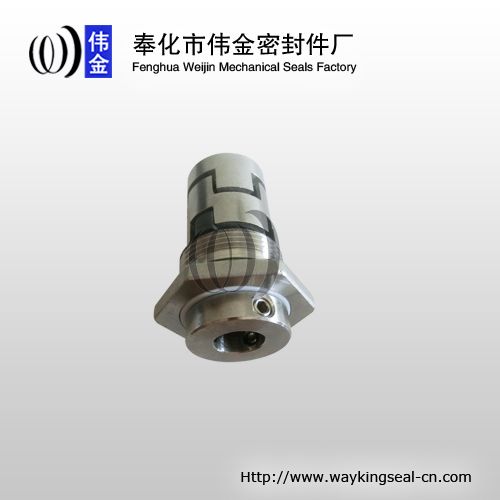 fully welded cartridge mechanical seals CR16