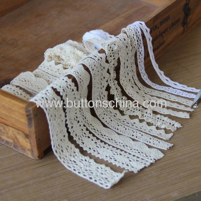 100%Cotton Fashion Wawen Lace