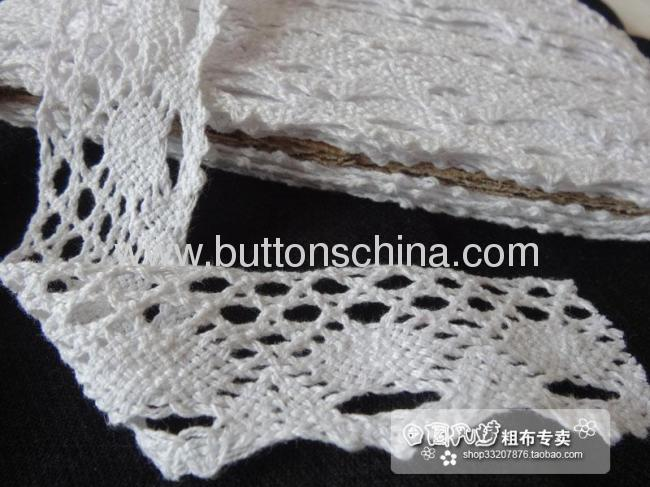Many Color Cotton Lace with baby