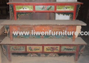Chinese antique TV cabinet