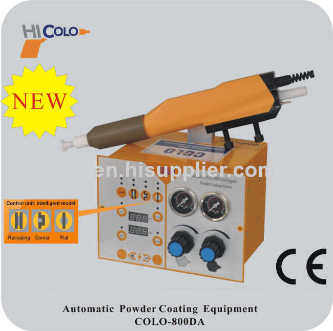 automatic powder coating equipment