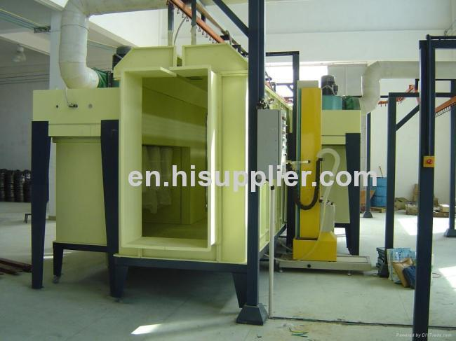 powder coating plant manufacturers