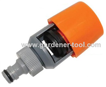 Plastic Universal tap connector For Family Water Faucet
