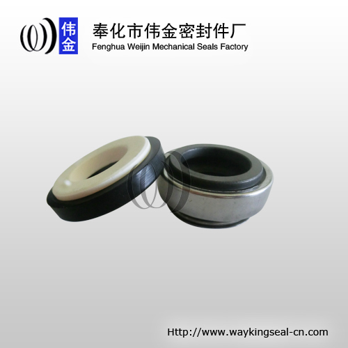 Type 301 water pump mechanical seal 19mm