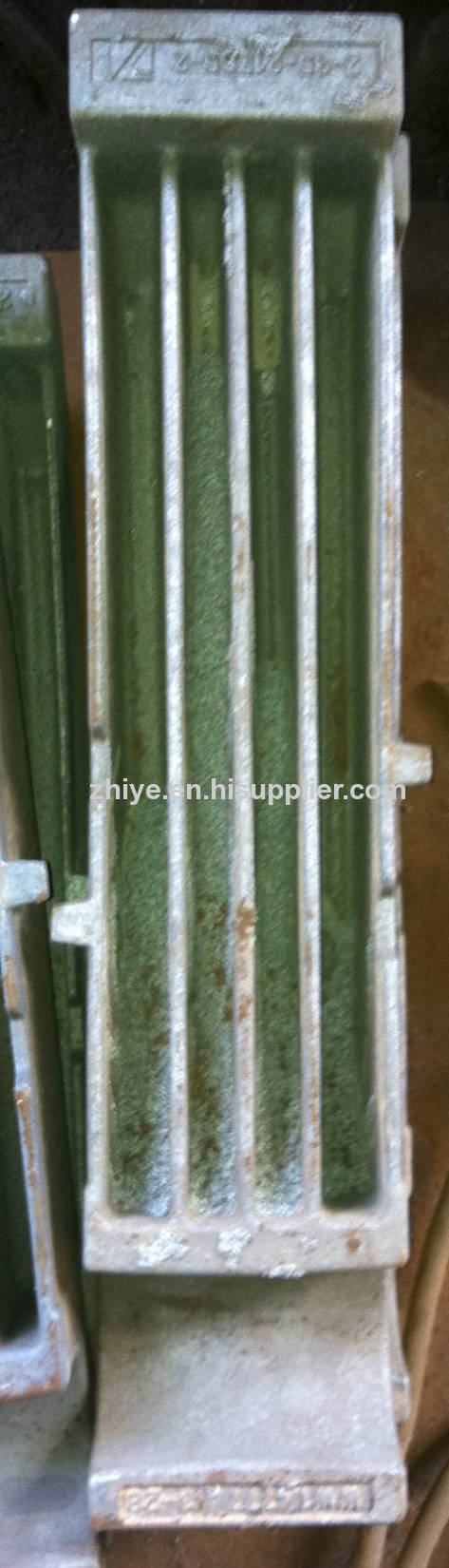 ductile iron casting furnace bar