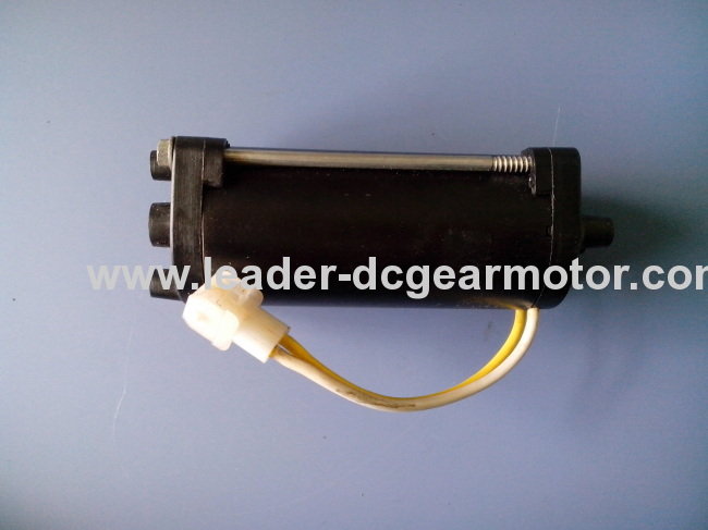 car seatadjustment motor