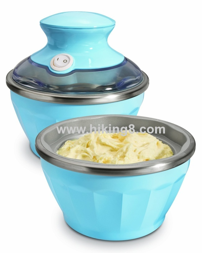 electric soft ice cream makers