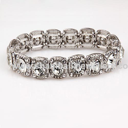 2013 Fashion women accessories bling crystal jewelry bracelets