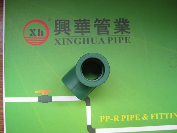 Popupar PPR fittings plumbing material from China