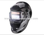 Fully Automatic Auto Darkening Mig Tig Mag Arc Welding Helmet Mask