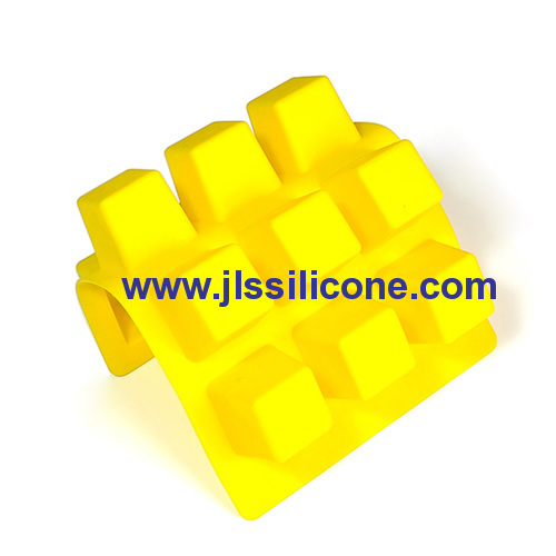 perfect square silicone chocolate molds
