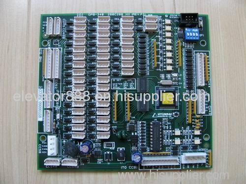 Hyundai elevator spare parts OPB 340