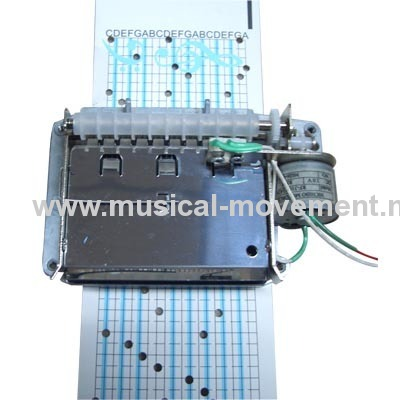 DIY Paper Strip Musical Movements