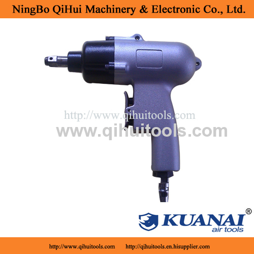 High Speed Professional Air Impact Wrench 3/8 Anvil Twin Hammer