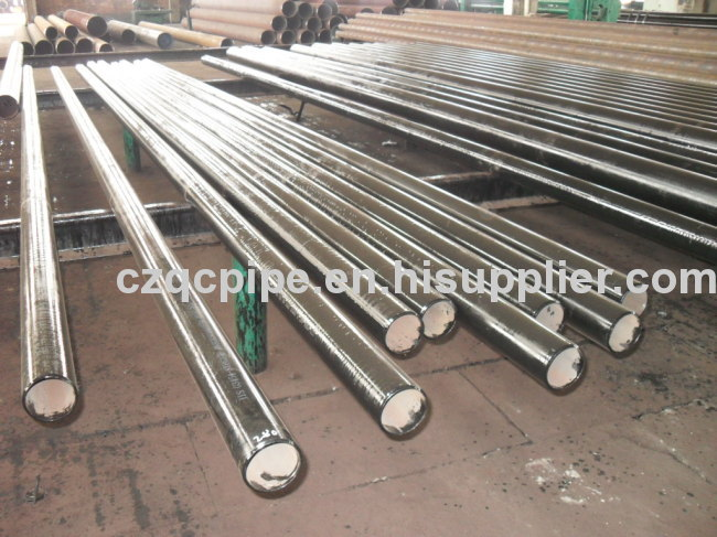 ASTM A333 Gr.6 low temperature alloy seamless pipe