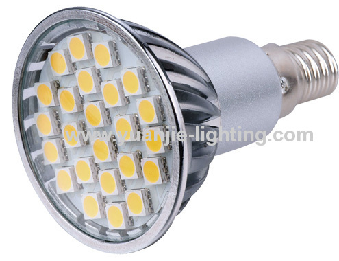 4w 24 5050 smd gu10 led lamps