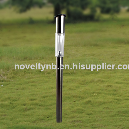 Long body garden solar light