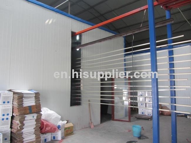 Automatic Aluminium Profile powder coating line