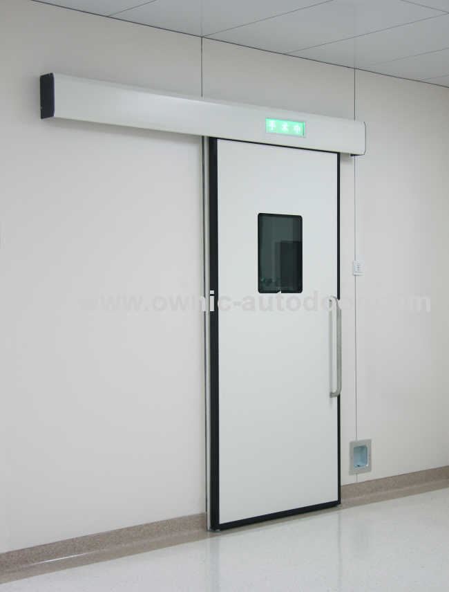 Single Open Sliding Door Or Door Steel Sliding Door From