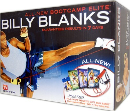 BILLY BLANKS BOOT CAMP ELITE