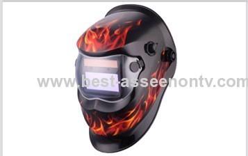 Fully Automatic Auto Darkening Mig Tig Mag Arc Welding Helmet