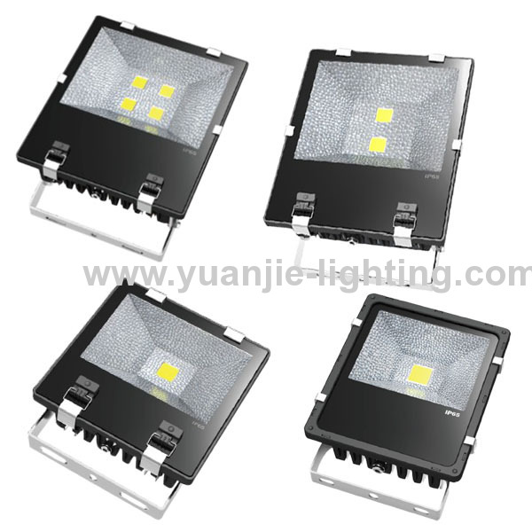 High power 200W LED COB floodlight IP65