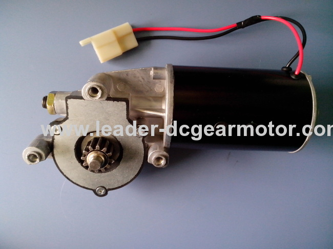 150-190RPM High power 24v dc motor for car window