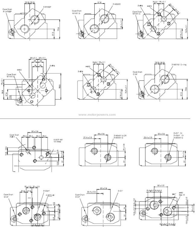 The OMT orbit motors