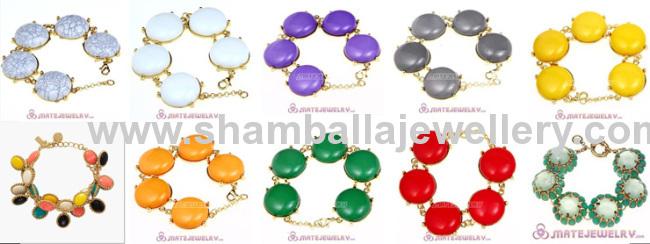 2013 new colorful geometry pattern pave crystal bangle bracelets