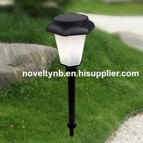 Outdoor Solar Deck Light