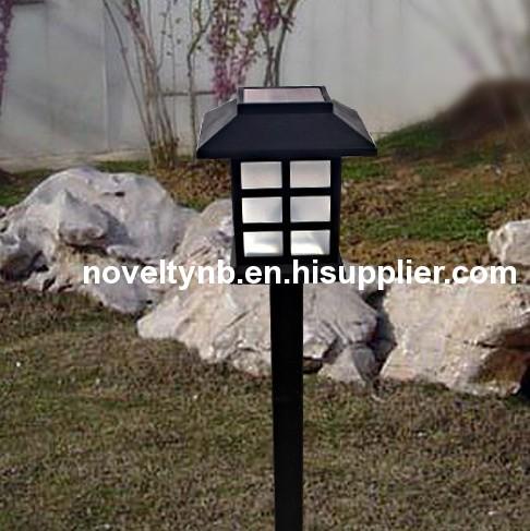 decoration led solar garden light